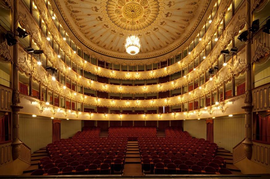 riforma goldoniana del teatro