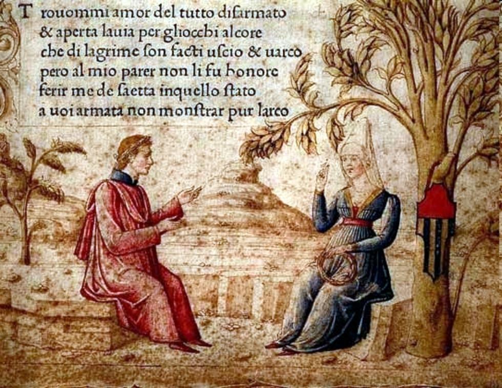 Petrarca canzoniere