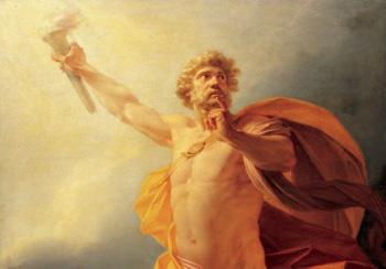 mito di prometeo