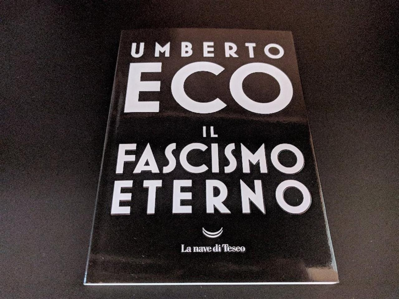 fascismo eterno eco